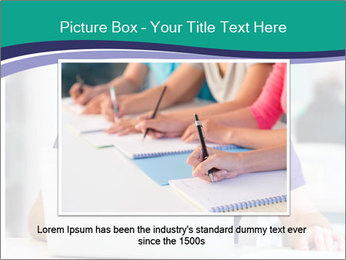 Handsome college student PowerPoint Templates - Slide 15