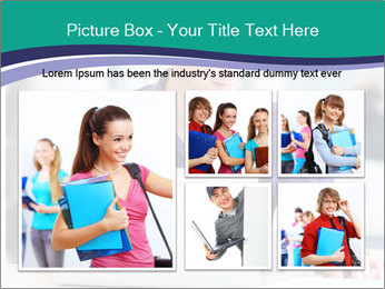 Handsome college student PowerPoint Templates - Slide 19