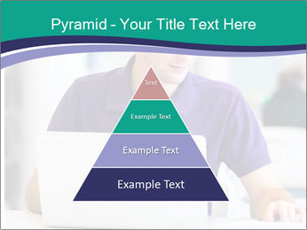 Handsome college student PowerPoint Templates - Slide 30