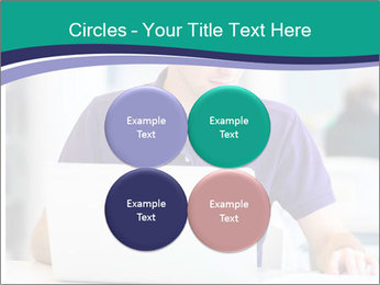 Handsome college student PowerPoint Templates - Slide 38