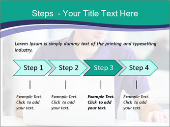 Handsome college student PowerPoint Templates - Slide 4