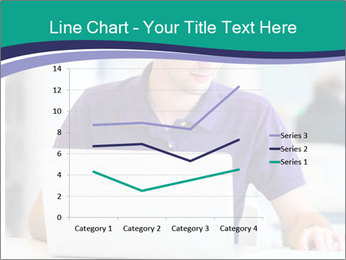 Handsome college student PowerPoint Templates - Slide 54