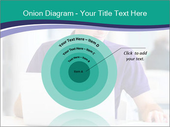 Handsome college student PowerPoint Templates - Slide 61