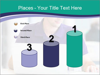 Handsome college student PowerPoint Templates - Slide 65