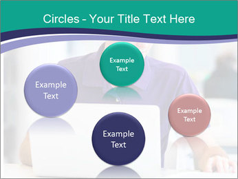 Handsome college student PowerPoint Templates - Slide 77