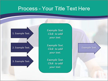 Handsome college student PowerPoint Templates - Slide 85