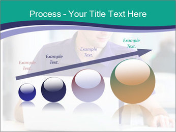 Handsome college student PowerPoint Templates - Slide 87