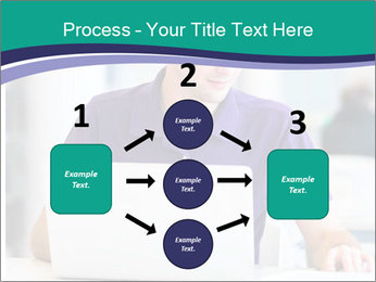 Handsome college student PowerPoint Templates - Slide 92