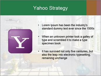 Loft interior PowerPoint Template - Slide 11