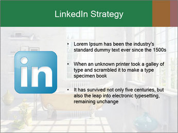 Loft interior PowerPoint Template - Slide 12