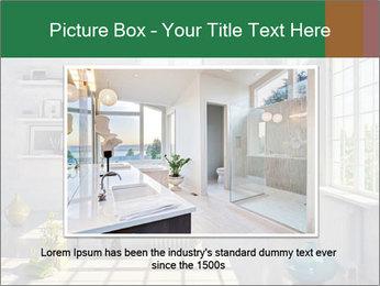 Loft interior PowerPoint Template - Slide 15