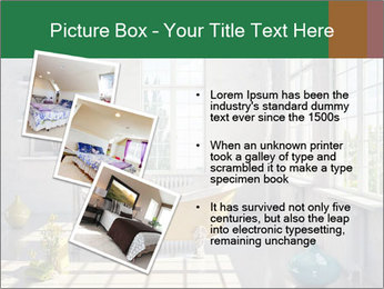 Loft interior PowerPoint Template - Slide 17