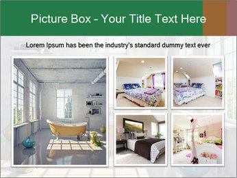 Loft interior PowerPoint Template - Slide 19