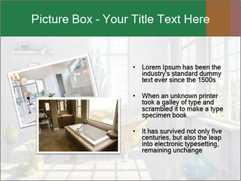 Loft interior PowerPoint Template - Slide 20