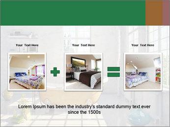 Loft interior PowerPoint Template - Slide 22