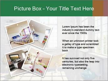 Loft interior PowerPoint Template - Slide 23