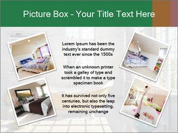 Loft interior PowerPoint Template - Slide 24
