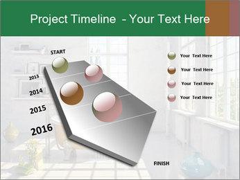 Loft interior PowerPoint Template - Slide 26