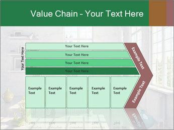 Loft interior PowerPoint Template - Slide 27