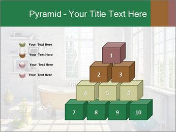 Loft interior PowerPoint Template - Slide 31