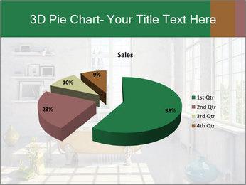 Loft interior PowerPoint Template - Slide 35