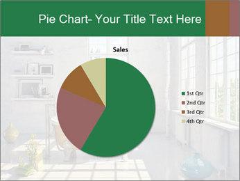 Loft interior PowerPoint Template - Slide 36