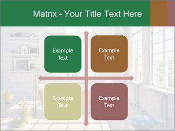 Loft interior PowerPoint Template - Slide 37