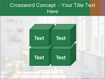 Loft interior PowerPoint Template - Slide 39