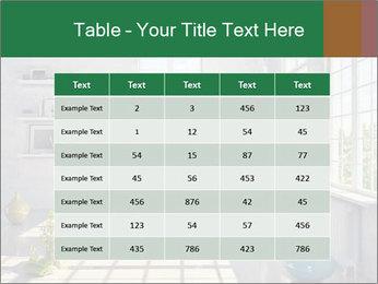Loft interior PowerPoint Template - Slide 55