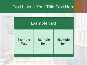Loft interior PowerPoint Template - Slide 59