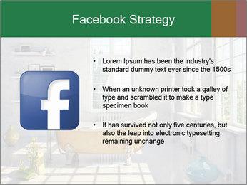 Loft interior PowerPoint Template - Slide 6