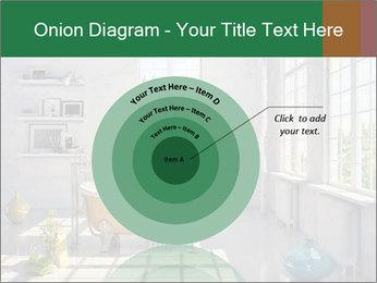 Loft interior PowerPoint Template - Slide 61