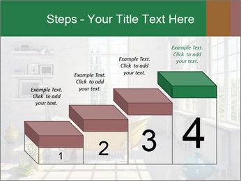 Loft interior PowerPoint Template - Slide 64