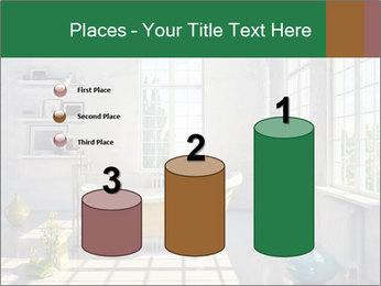 Loft interior PowerPoint Template - Slide 65