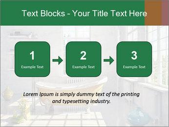 Loft interior PowerPoint Template - Slide 71