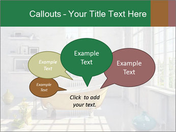 Loft interior PowerPoint Template - Slide 73