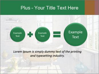 Loft interior PowerPoint Template - Slide 75