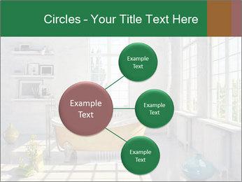 Loft interior PowerPoint Template - Slide 79