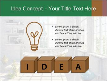 Loft interior PowerPoint Template - Slide 80