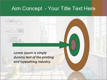 Loft interior PowerPoint Template - Slide 83
