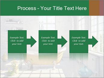 Loft interior PowerPoint Template - Slide 88