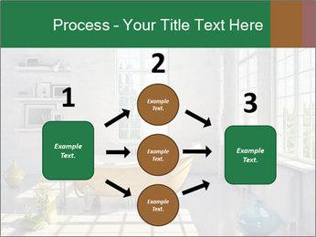 Loft interior PowerPoint Template - Slide 92