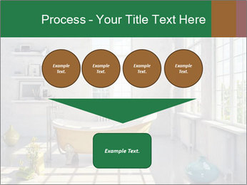 Loft interior PowerPoint Template - Slide 93