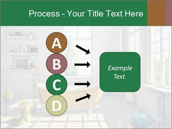 Loft interior PowerPoint Template - Slide 94