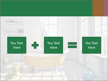 Loft interior PowerPoint Template - Slide 95