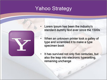 Computer keyboard PowerPoint Templates - Slide 11