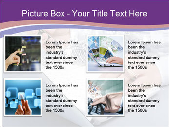 Computer keyboard PowerPoint Templates - Slide 14