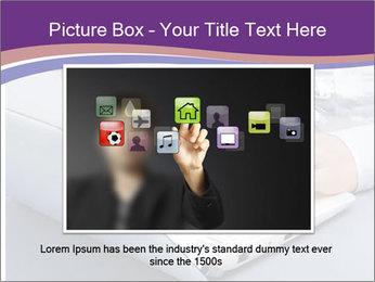 Computer keyboard PowerPoint Templates - Slide 16