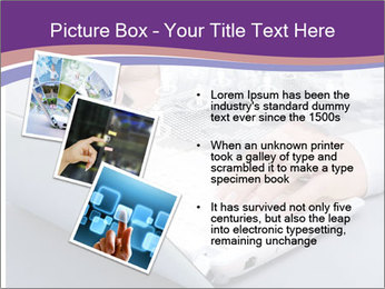 Computer keyboard PowerPoint Templates - Slide 17