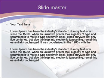 Computer keyboard PowerPoint Templates - Slide 2